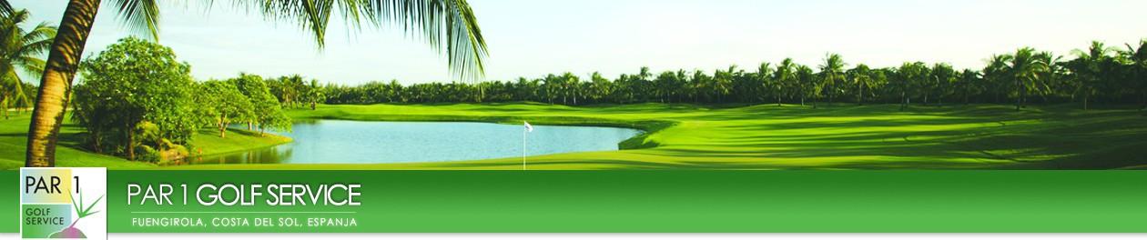Golfmatkat, golfkentät ja majoitus Espanjassa